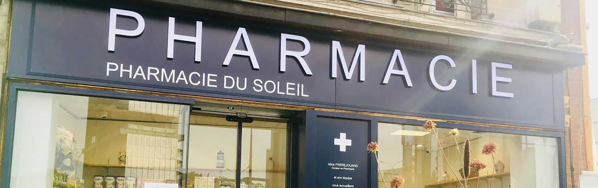 Pharmacie DU SOLEIL - Image Homepage 1